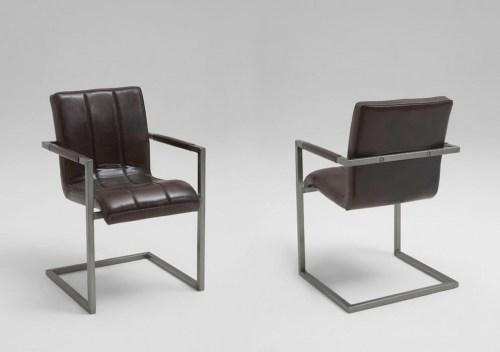 speisen sabina stuhl antik leder von bodahl. Black Bedroom Furniture Sets. Home Design Ideas