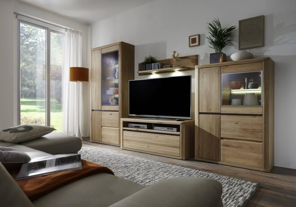 wohnen korsika von ideal m bel. Black Bedroom Furniture Sets. Home Design Ideas