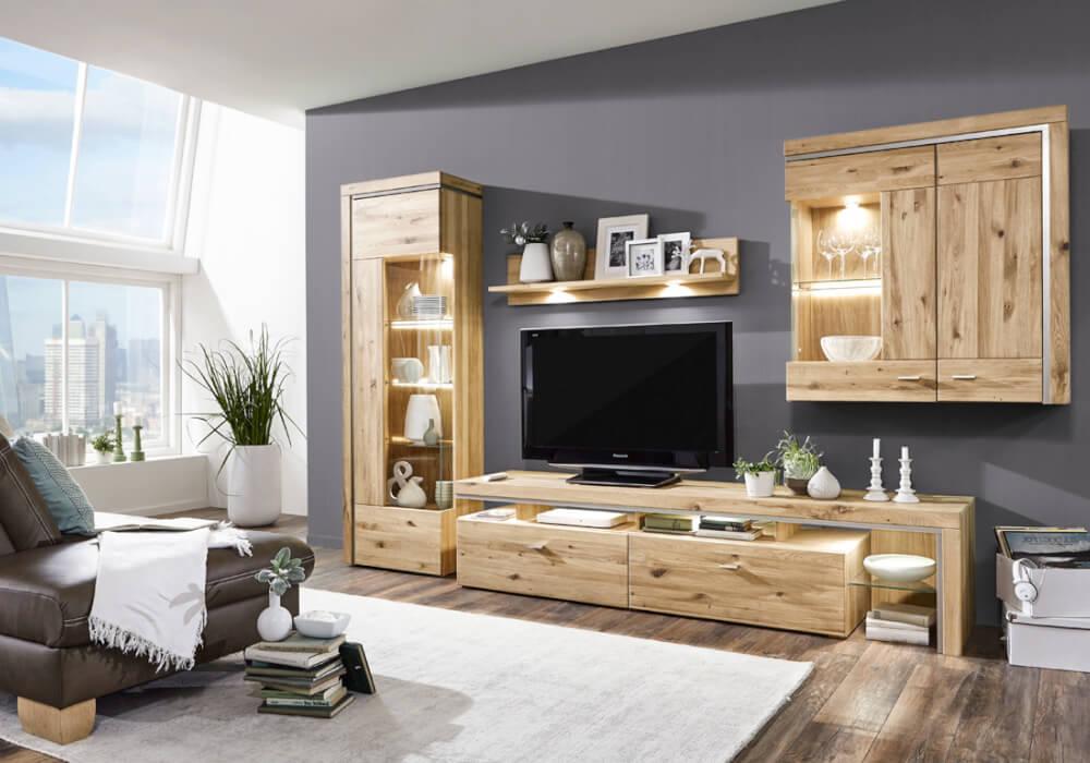 wohnen bruni 03 von ideal m bel. Black Bedroom Furniture Sets. Home Design Ideas