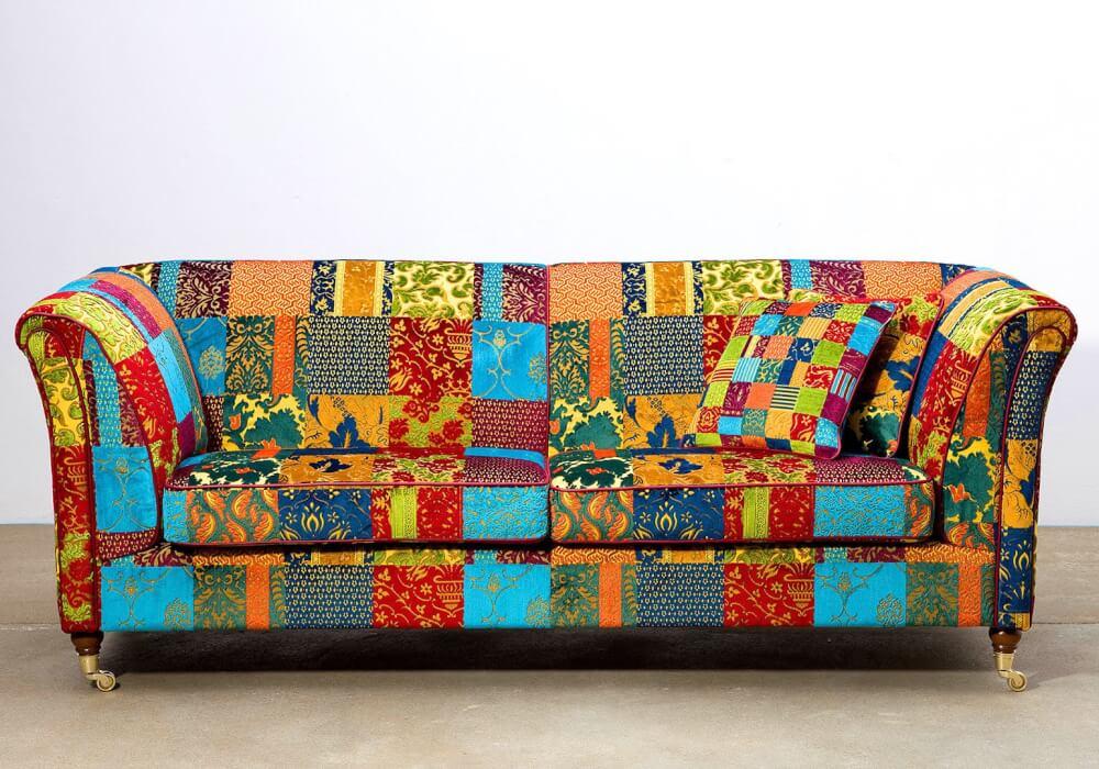 polsterm bel vintage von schr no. Black Bedroom Furniture Sets. Home Design Ideas