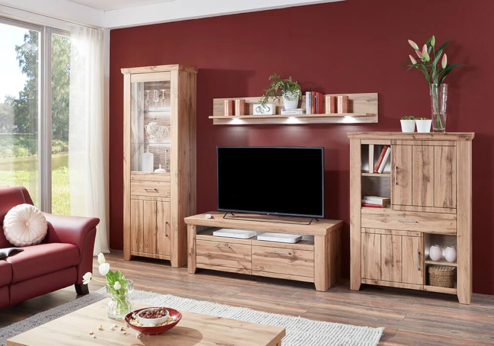 wohnen stromberg von ideal m bel. Black Bedroom Furniture Sets. Home Design Ideas
