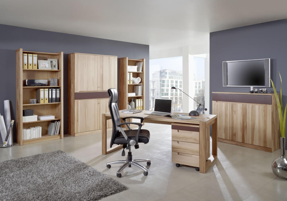 b ro arcona office von gradel massivholzm bel. Black Bedroom Furniture Sets. Home Design Ideas