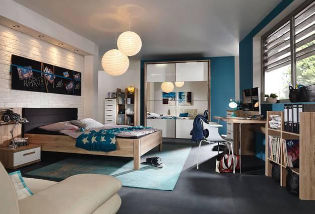 schlafen nice4home von rauch. Black Bedroom Furniture Sets. Home Design Ideas