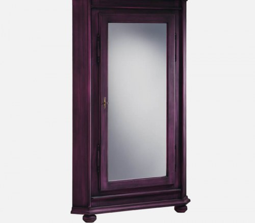 Schlafen : Maranello Spiegelschrank von Gradel Massivholzmöbel