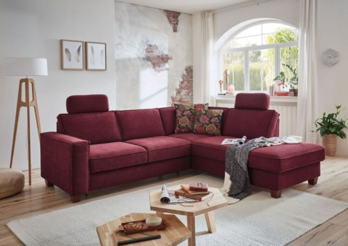 "Wohnlandschaft "" Country "" Kollektion Sit & More  von Polsteria"