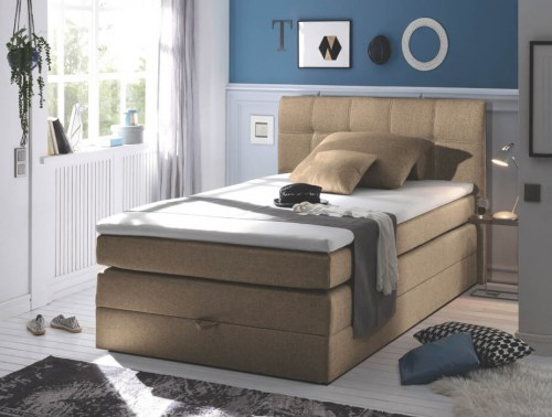 "Boxspringbett "" New Bedford "" von BlackRedWhite"