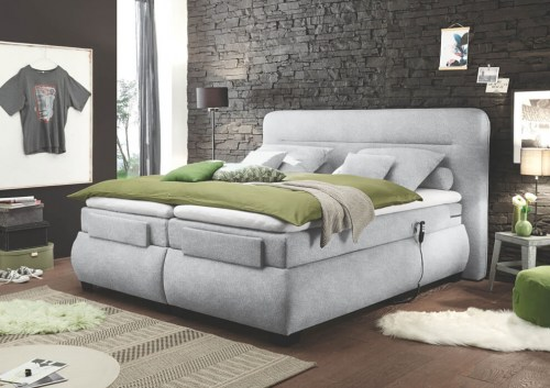 "Boxspringbett "" Evolution  "" von BlackRedWhite"